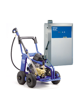 Our pressure washer range