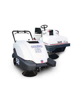 Our sweeper range